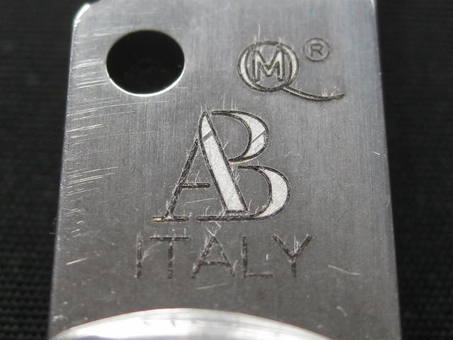 tang stamp AB Italy