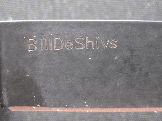 laser etching by Bill DeShivs