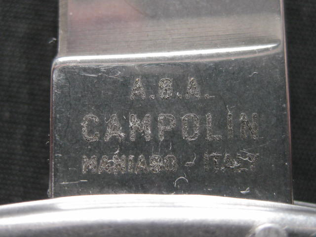 laser etching AGA Campolin