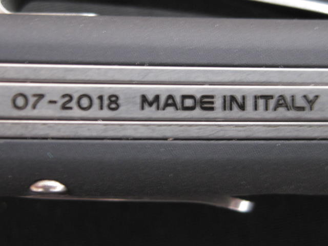 laser etching Made in Italy