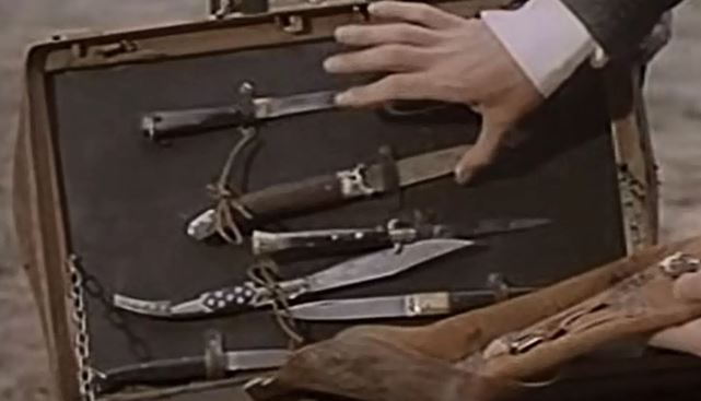 stiletto switchblade movie Storia d'amore e di coltello 1971