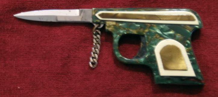 latama gun knife